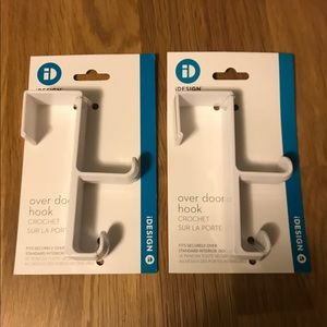 Other - NWT Over-the-door Hooks (2)